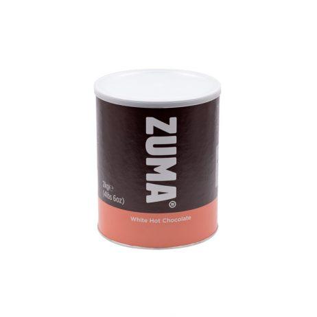 Chocolate Blanco a la Taza Zuma