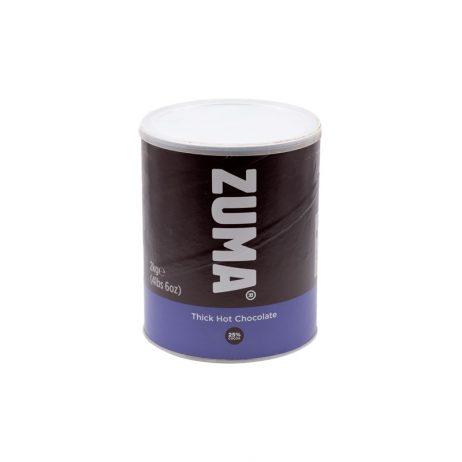 Chocolate Negro a la Taza Zuma