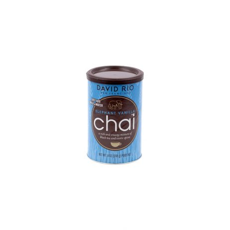 Elephant Vanilla Chai Latte David Rio