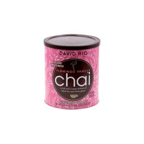 Flamingo Vanilla Chai Latte David Rio