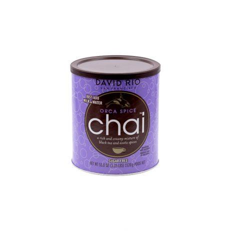 Orca Spice Chai Latte David Rio