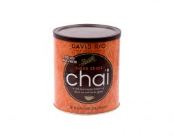 Tiger Spice Chai Latte David Rio
