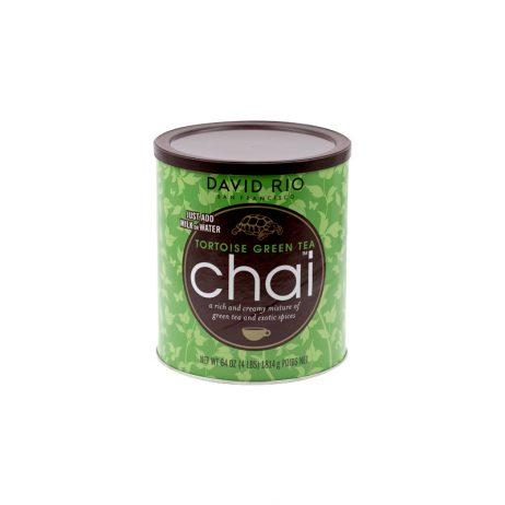 Tortoise Green Tea Chai Latte