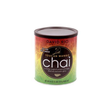 Toucan Mango Chai Latte David Rio
